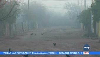 Tormenta invernal causa temperaturas bajo cero en 14 municipios de Sonora