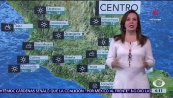 Frío predominará por la mañana y noche en la mayor parte del país