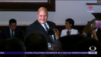 Enrique Alfaro quiere gobernar Jalisco
