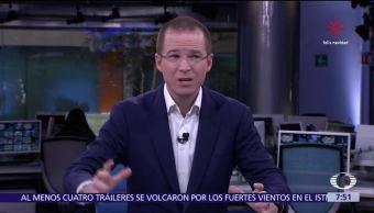 México necesita un cambio inteligente, dice Ricardo Anaya