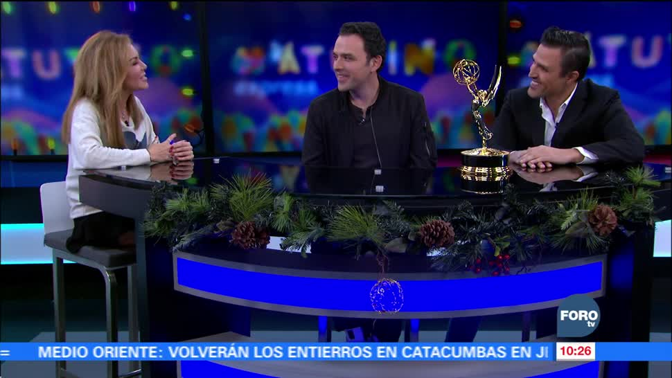 Serie 'Sr. Ávila' gana premio Emmy