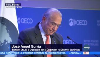 Es crucial dar continuidad a reformas estructurales, dice José Ángel Gurría