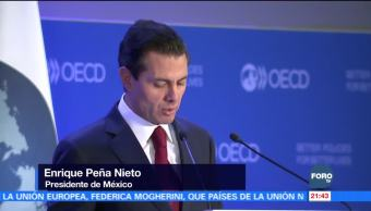 Reformas estructurales como plataforma del desarrollo: EPN