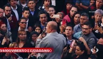 Alfaro se registra como precandidato al gobierno de Jalisco