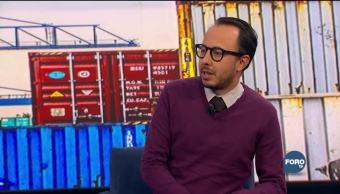 Genaro Lozano entrevista a Enrique Sevilla