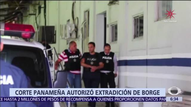 Roberto Borge está a punto de ser extraditado de Panamá a México