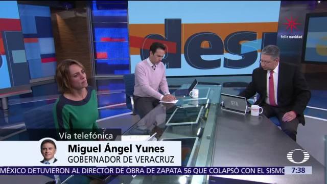 Fiscal de Veracruz solicita que Karime Macías venga a México, dice Yunes