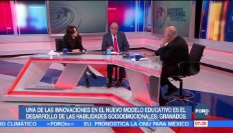 Otto Granados: Reforma educativa tiene proceso largo para dar resultados