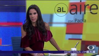Al aire, con Paola Rojas: Programa del 12 de diciembre del 2017