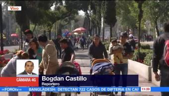 Reabren la circulación en inmediaciones de la Basílica de Guadalupe