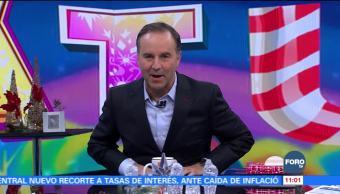 Matutino Express del 12 de diciembre con Esteban Arce (Bloque 3)