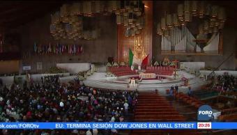 12 de diciembre en la Basílica de Guadalupe