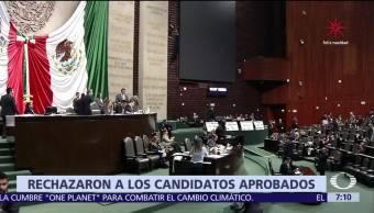 Panistas rechazan terna para la Auditoría Superior de la Federación