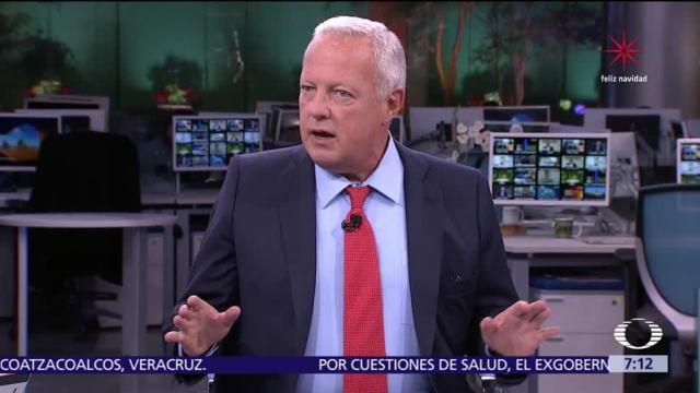 Federico Reyes Heroles habla de impunidad en Despierta