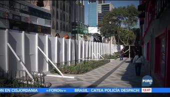 Los capitalinos después del sismo del 19 de septiembre