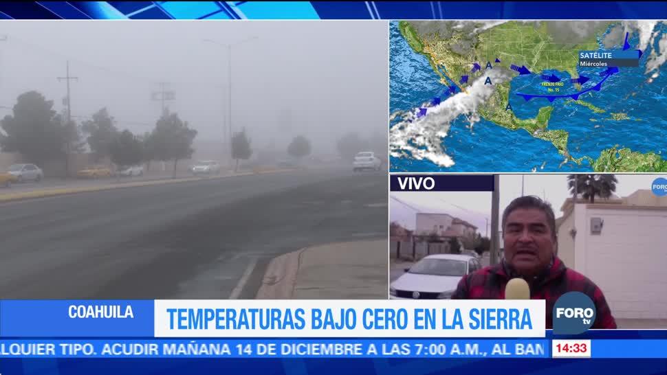 Coahuila registra 18 mil casos de enfermedades respiratorias por semana