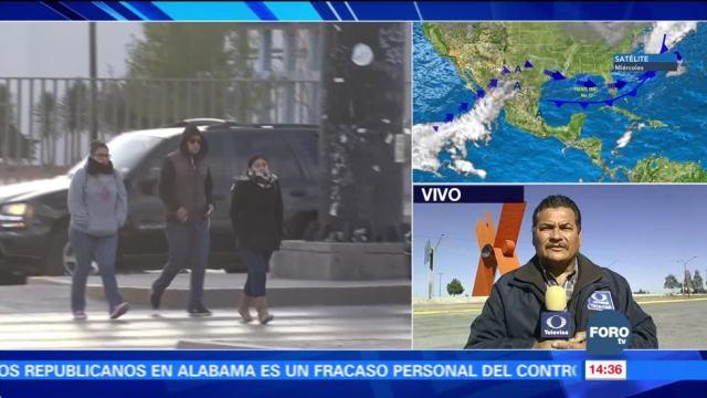 Esperan lluvias y más frío en Chihuahua
