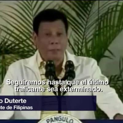 Pierde apoyo la 'guerra' contra las drogas de Duterte