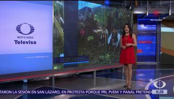 Las noticias, con Danielle Dithurbide: Programa del 14 de diciembre del 2017