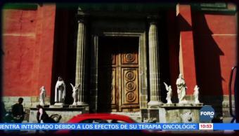 La historia del convento de Jesús María