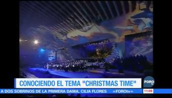 Conociendo el tema: 'Christmas Time'