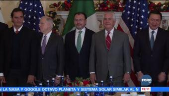 EU y México realizan segundo diálogo bilateral contra el crimen organizado