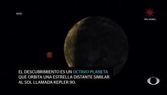 NASA descubre un nuevo planeta