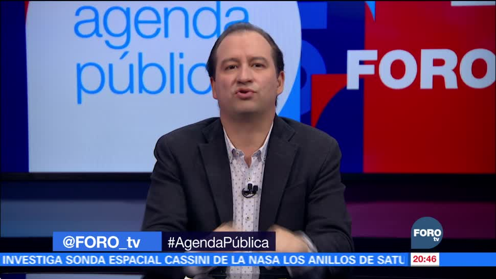 Agenda Pública: Programa del 15 de diciembre de 2017
