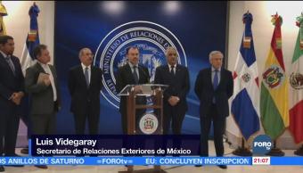 Gobierno y oposición venezolana fijan fecha para continuar con el diálogo