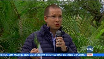Segundo día de campaña de Ricardo Anaya