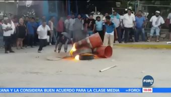 Internos intentan motín en el penal de Las Cruces de Acapulco