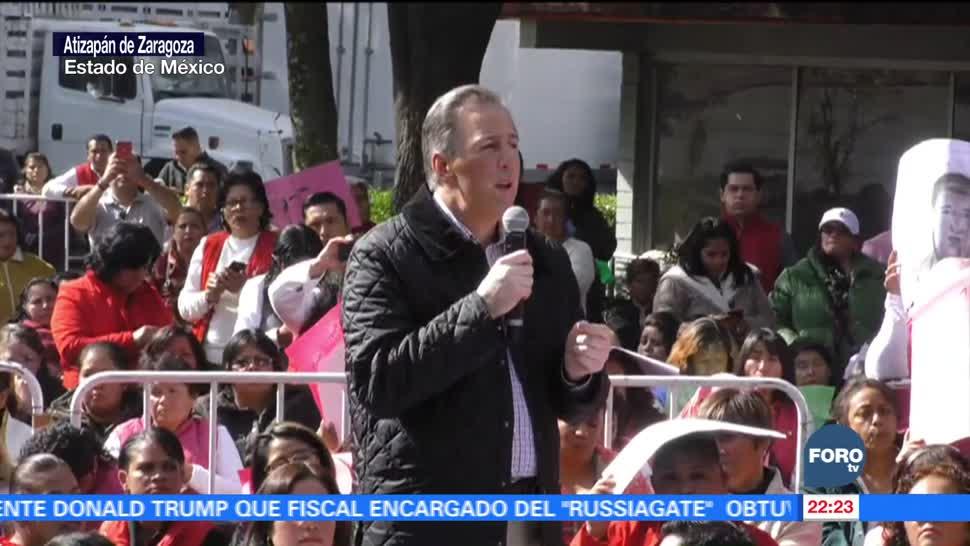 Meade se reúne con mujeres del PRI en Atizapán de Zaragoza, Edomex