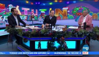 Matutino Express del 18 de diciembre con Esteban Arce (Bloque 2)