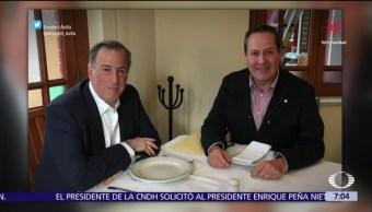 Eruviel Ávila deja liderazgo del PRI CDMX por la precampaña de Meade