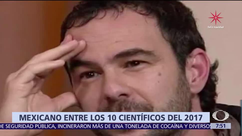 El científico mexicano Víctor Cruz-Atienza, en top 10 de revista 'Nature'