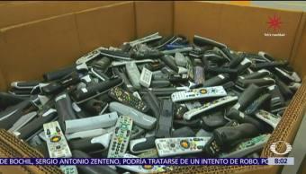 México, tercer lugar en basura tecnológica en América