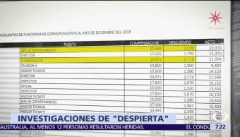 Despierta reveló desvío de recursos en Chihuahua, previo a detención de Alejandro Gutiérrez
