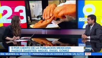 La diabetes en México y sus tratamientos