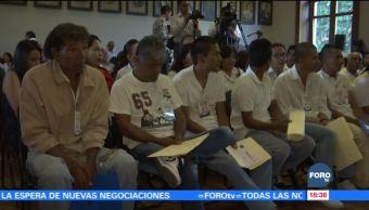 Autoridades de Oaxaca liberan a 149 presos indígenas en víspera de Navidad