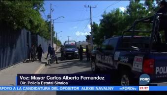Sinaloa implementa operativo con más de 4 mil elementos policíacos