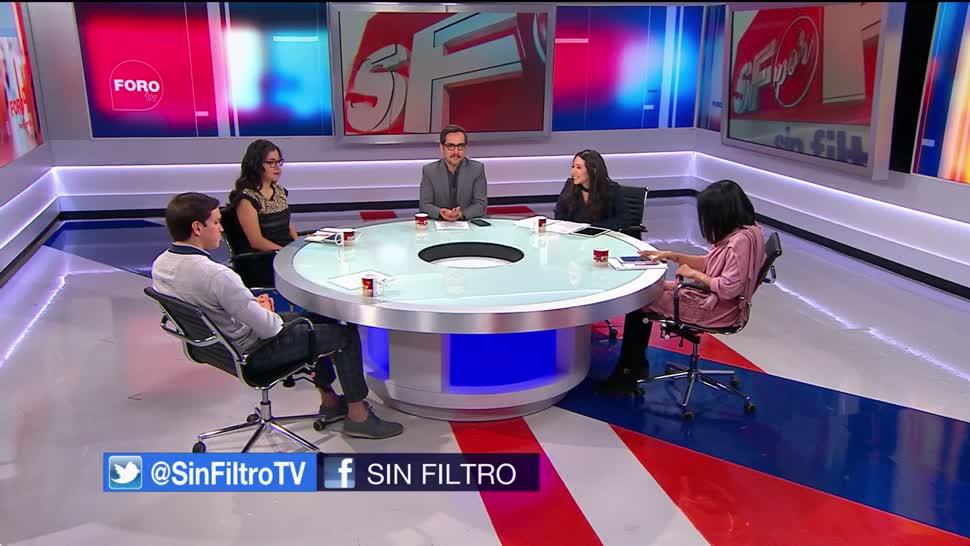 Sin Filtro con Genaro Lozano: Programa del 24 de diciembre del 2017
