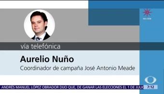 Nuño acusa a AMLO de buscar una alianza con Elba Esther Gordillo