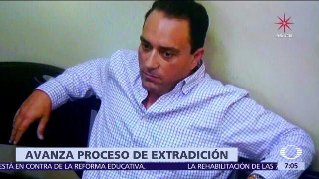 Roberto Borge será extraditado a México antes del 15 de enero