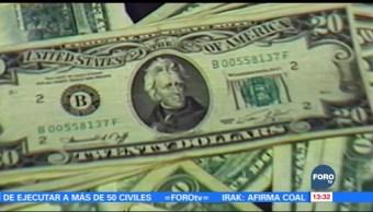 Bajan reservas internacionales; Banxico asigna 400 mdd en coberturas cambiarias