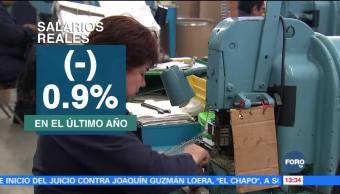 Coparmex advierte sobre riesgos de mantener los salarios bajos