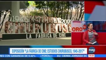 Exposición 'La fábrica de cine: Estudios Churubusco 1945-2017'