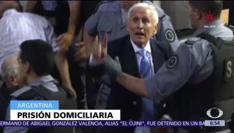 Conceden prisión domiciliaria a Miguel Etchecolatz, represor de la dictadura argentina