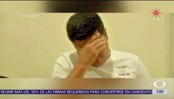 La Policía de Brasil detiene a José González Valencia, líder del CJNG
