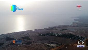 El mar Muerto y sus secretos