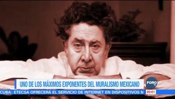 Efeméride En Una Hora: Nacimiento de David Alfaro Siqueiros